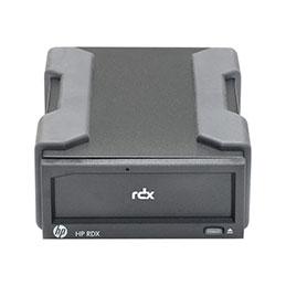 HPE RDX Removable Disk Backup System - Lecteur de disque - RDX - SuperSpeed USB 3.0 - externe (photo)