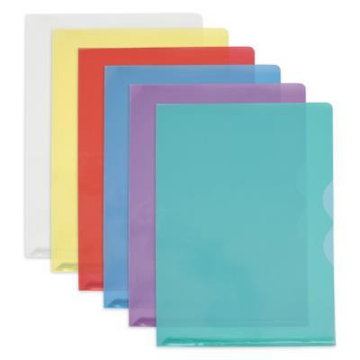 Boîte de 50 pochettes-coin Fard'Or en PVC 13,5/100e - coloris assortis