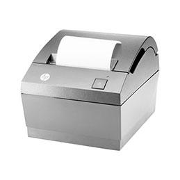 Hp imprimante de reçus deux couleurs monochrome papier thermique rouleau 8 cm 203 dpi jusquà 350 mmsec usb 2.0 lan série hp carbonite