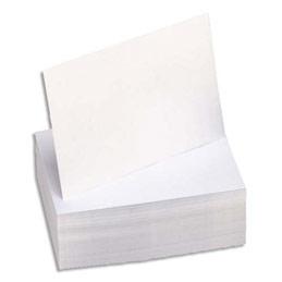 Enveloppes Unipapel pour mise sous pli automatique - 80 g - 162 x 229 mm - vélin blanc - boîte de 500 (photo)