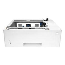 HP - Bac d'alimentation - 550 feuilles dans 1 bac(s) - pour LaserJet Enterprise M507, MFP M528; LaserJet Enterprise Flow MFP M528