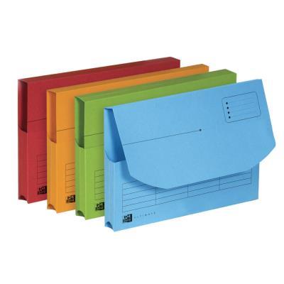 Chemise à poche L'Oblique Az Ultimate - 22 x 31,5 cm - carte Canson - coloris assortis - paquet de 25