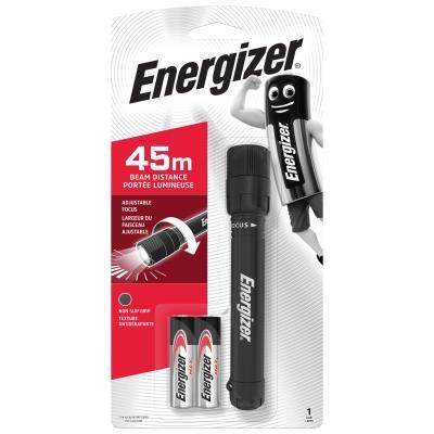 Lampe torche led Energizer X focus 2AA - portée 45 m
