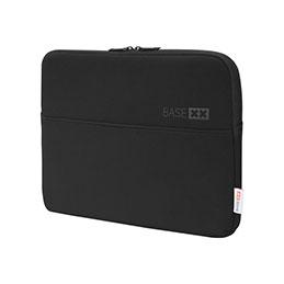 DICOTA BASE XX Laptop Sleeve 11.6' - Housse d'ordinateur portable - 11.6' - noir (photo)