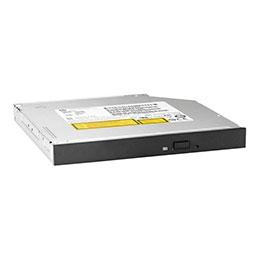 HP Desktop G2 Slim - Lecteur de disque - DVD±RW (±R DL)/DVD-RAM - 8x/8x/5x - Serial ATA - module enfichable - Slim Line 5,25'' - pour EliteDesk 800 G2; EliteOne 800 G2; ProDesk 400 G2.5, 400 G3, 490 G3, 600 G2 (photo)