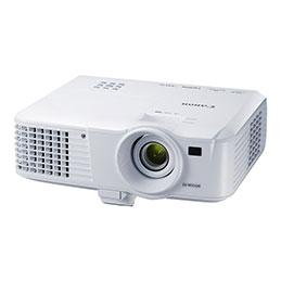 Canon LV-WX320 - Projecteur DLP - SHP - portable - 3200 lumens - WXGA (1280 x 800) - 16:10 - 720p (photo)