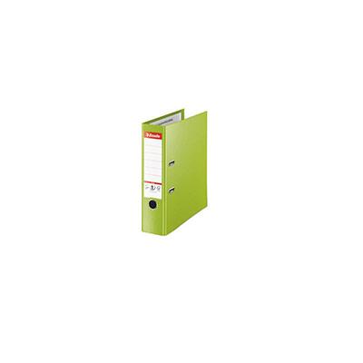 Classeur à levier N°1 Power Esselte - dos 7,5 cm - polypropylène - Vivida vert