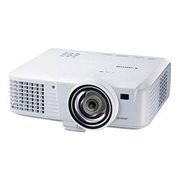 Canon LV-X310ST - Projecteur DLP - portable - 3100 lumens - XGA (1024 x 768) - 4:3 - Objectif fixe de courte portée (photo)