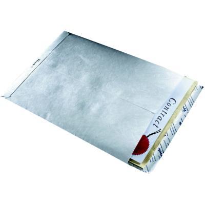 Pochettes d'expédition plates C5 blanches - 162 x 229 mm - paquet 50 unités (photo)