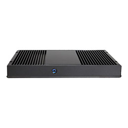AOpen Digital Engine DEX5350 - USFF - 1 x Core i5 5350U / 1.8 GHz - RAM 4 Go - HDD 320 Go - HD Graphics 6000 - GigE - Moniteur : aucun (photo)