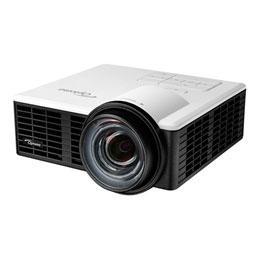 Optoma ML750ST - Projecteur DLP - LED - 3D - 800 lumens - WXGA (1280 x 800) - 16:10 - 720p (photo)