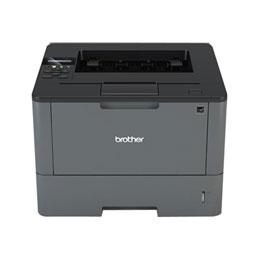 Brother HL-L5100DN - Imprimante - monochrome - Recto-verso - laser - A4/Legal - 1200 x 1200 ppp - jusqu'à 40 ppm - capacité : 300 feuilles - USB 2.0, LAN (photo)