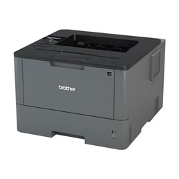 Brother HL-L5000D - Imprimante - monochrome - Recto-verso - laser - A4/Legal - 1200 x 1200 ppp - jusqu'à 40 ppm - capacité : 300 feuilles - parallèle, USB 2.0 (photo)