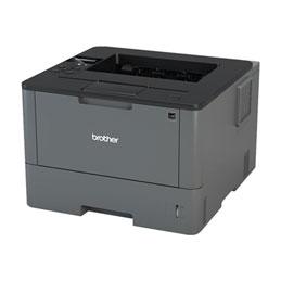 Brother HL-L5000D - Imprimante - monochrome - Recto-verso - laser - A4/Legal - 1200 x 1200 ppp - jusqu'à 40 ppm - capacité : 300 feuilles - parallèle, USB 2.0 (photo)