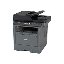 Brother DCP-L5500DN - Imprimante multifonctions - Noir et blanc - laser - Legal (216 x 356 mm) (original) - A4/Legal (support) - jusqu'à 40 ppm (impression) - 300 feuilles - USB 2.0, LAN, hôte USB (photo)