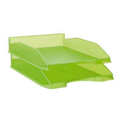 Bac à courrier - vert