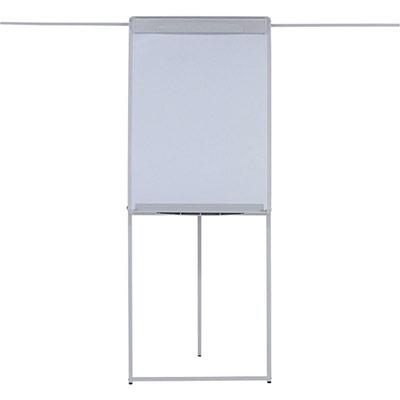 Chevalet avec barre design - magnétique - 700 x 1000 mm