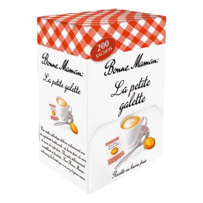 Mini Galettes au beurre frais - paquet 200 unités