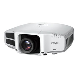 Epson EB-G7200W - Projecteur 3LCD - 7500 lumens (blanc) - 7500 lumens (couleur) - WXGA (1280 x 800) - 16:10 - 720p - LAN (photo)