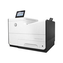 HP PageWide Enterprise Color 556dn - Imprimante - couleur - Recto-verso - large éventail de page - A4/Legal - 1200 x 1200 ppp - jusqu'à 75 ppm (mono) / jusqu'à 75 ppm (couleur) - capacité : 550 feuilles - USB 2.0, Gigabit LAN, hôte USB 2.0