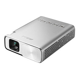 ASUS ZenBeam E1 - Projecteur DLP - RGB LED - 150 lumens - WVGA (854 x 480) - 16:9 (photo)