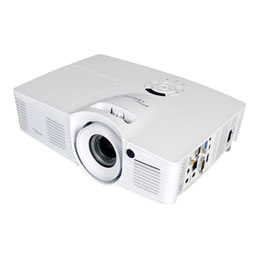 Optoma DU400 - Projecteur DLP - 3D - 4000 ANSI lumens - WUXGA (1920 x 1200) - 16:10 - HD 1080p (photo)