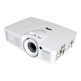 Optoma DU400 - Projecteur DLP - portable - 3D - 4000 ANSI lumens - WUXGA (1920 x 1200) - 16:10 - HD 1080p (photo)