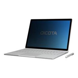 Dicota Secret 2-Way Premium - Filtre de confidentialité pour ordinateur portable - 13.5'' - pour Microsoft Surface Book (photo)