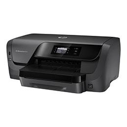 HP Officejet Pro 8210 - Imprimante - couleur - Recto-verso - jet d'encre - A4 - 1200 x 1200 ppp - jusqu'à 22 ppm (mono)/jusqu'à 18 ppm (couleur) - capacité : 250 feuilles - USB 2.0, LAN, Wi-Fi(n) - Compatibilité HPInstantInk