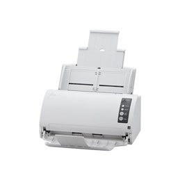 Fujitsu fi-7030 - Scanner de documents - Dual CCD - Recto-verso - 216 x 355.6 mm - 600 dpi x 600 dpi - jusqu'à 27 ppm (mono) / jusqu'à 27 ppm (couleur) - Chargeur automatique de documents (50 feuilles) - USB 2.0 (photo)