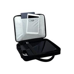 PORT COURCHEVEL Clamshell - Sacoche pour ordinateur portable - 15.6
