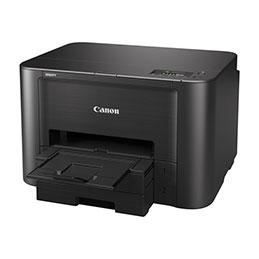 Canon MAXIFY iB4150 - Imprimante - couleur - Recto-verso - jet d'encre - A4/Legal - 600 x 1 200 ppp - jusqu'à 24 ipm (mono) / jusqu'à 15.5 ipm (couleur) - capacité : 500 feuilles - USB 2.0, LAN, Wi-Fi(n) (photo)