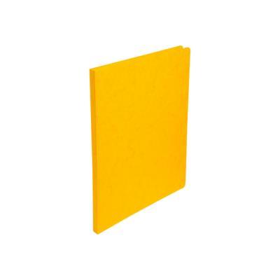 Chemise Exacompta Nature Future A4 sans rabat - 500 feuilles - 240 x 320 mm - carte lustrée - jaune