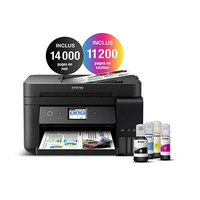 Epson EcoTank ET-3750 - imprimante multifonctions - couleur