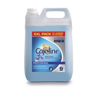 Assouplissant Cajoline Pro - odeur de frais - bidon de 5L (photo)