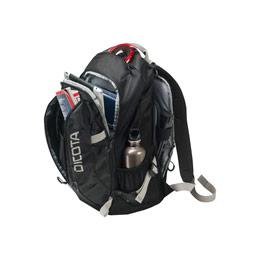 Dicota Active - Sac à dos pour ordinateur portable - 15.6'' - noir (photo)