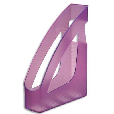 Porte revue Jalema Silky Touch - violet transparent (photo)