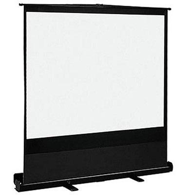 Ecran de projection portable 90 x 120 cm