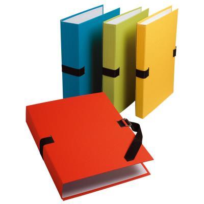 Chemise extensible Exacompta Forever - papier 25/10e - dos 13 cm - format 24 x 32 cm - coloris assortis