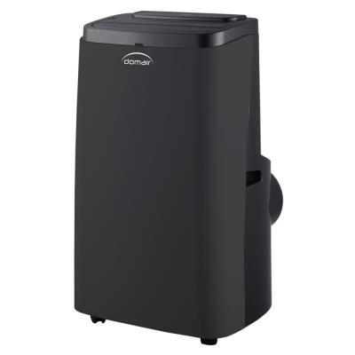 Climatiseur mobile Monobloc réversible Snow - 3500 W - surface jusqu'à 18 m² environ - blanc et noir (photo)