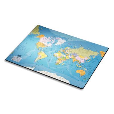 Sous mains carte planisphère - dimensions 40 x 53 cm aed0cb170eff