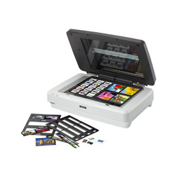 Epson Expression 12000XL Pro - Scanner à plat - A3 - 2400 ppp x 4800 ppp - USB 2.0 (photo)
