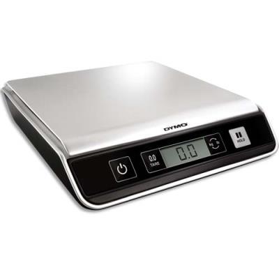 Pèse-lettre Mailing USB numérique ou piles capacité 10 Kg - L41,5 x H4,85 x P40 cm (photo)