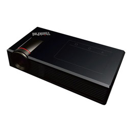 Lenovo ThinkPad Stack Mobile - Projecteur DLP - 150 lumens - 1280 x 720 - HD 720p - Miracast Wi-Fi Display (photo)