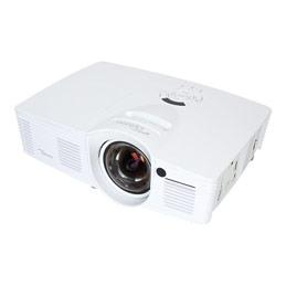Optoma GT1070Xe - Projecteur DLP - portable - 3D - 2800 ANSI lumens - Full HD (1920 x 1080) - 16:9 - HD 1080p - Objectif fixe de courte portée (photo)