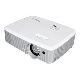 Optoma EH400 - Projecteur DLP - portable - 3D - 4000 ANSI lumens - Full HD (1920 x 1080) - 16:9 - HD 1080p - avec Optoma 5 Years Color Guarantee (photo)