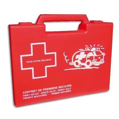 Coffret 1er secours - 1 à 2 personnes (photo)