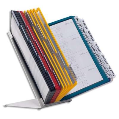 Pupitre de table Durable Vario - 30 pochettes pour format A4