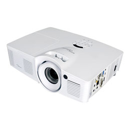 Optoma DH401 - Projecteur DLP - portable - 3D - 4000 ANSI lumens - Full HD (1920 x 1080) - 16:9 - HD 1080p (photo)