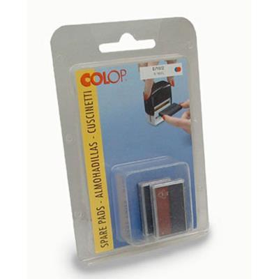 Cassette d'encrage Colop pour Pocket Stamp 20 - noir - lot de 2